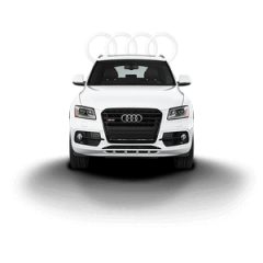 Frontal: Audi | SQ5 Competition