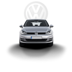 Frontal: VW | Golf VII Highline